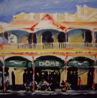 Royal George Hotel Resident Artist's Exhibition