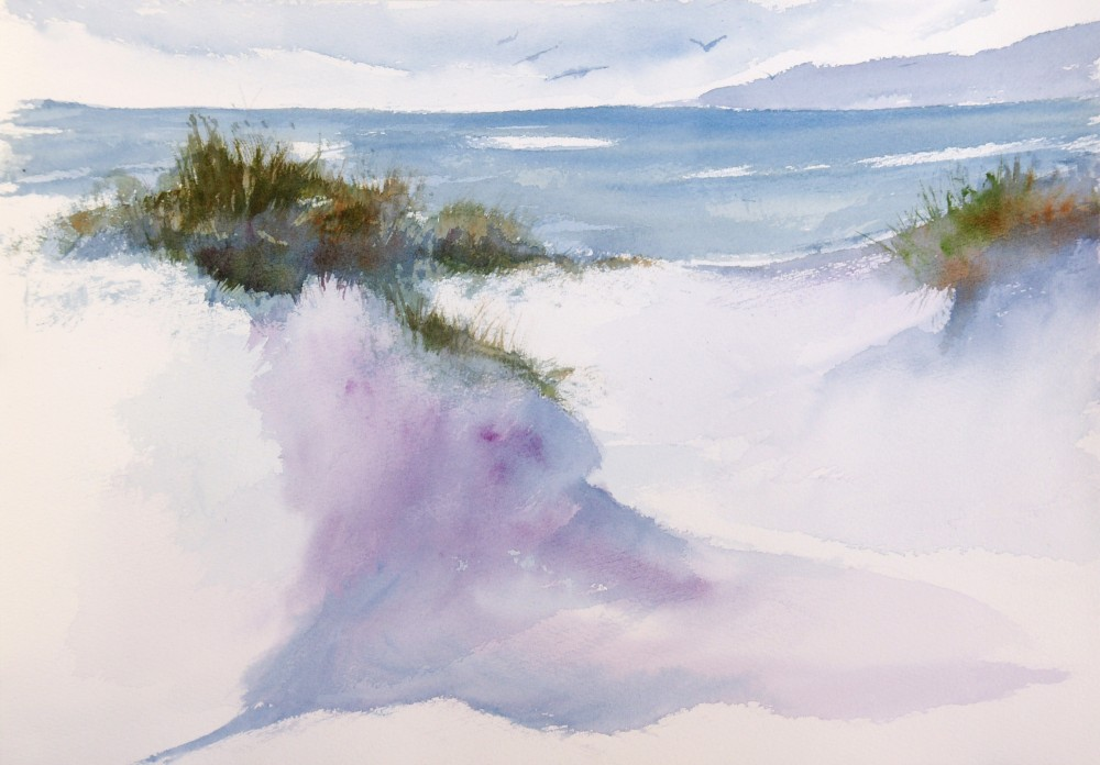 Dunes by Jill Bryant