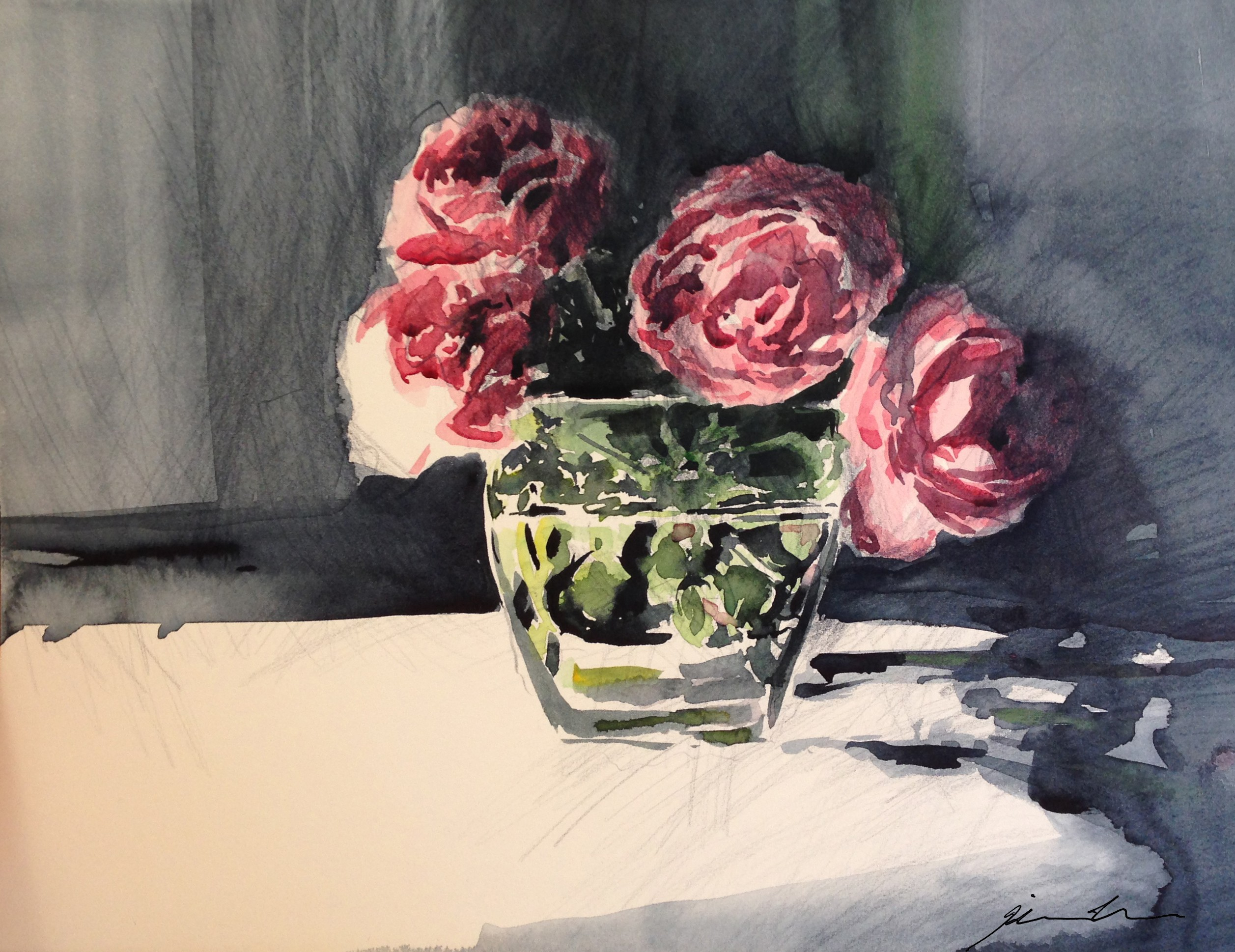 Roses by Jill Bryant